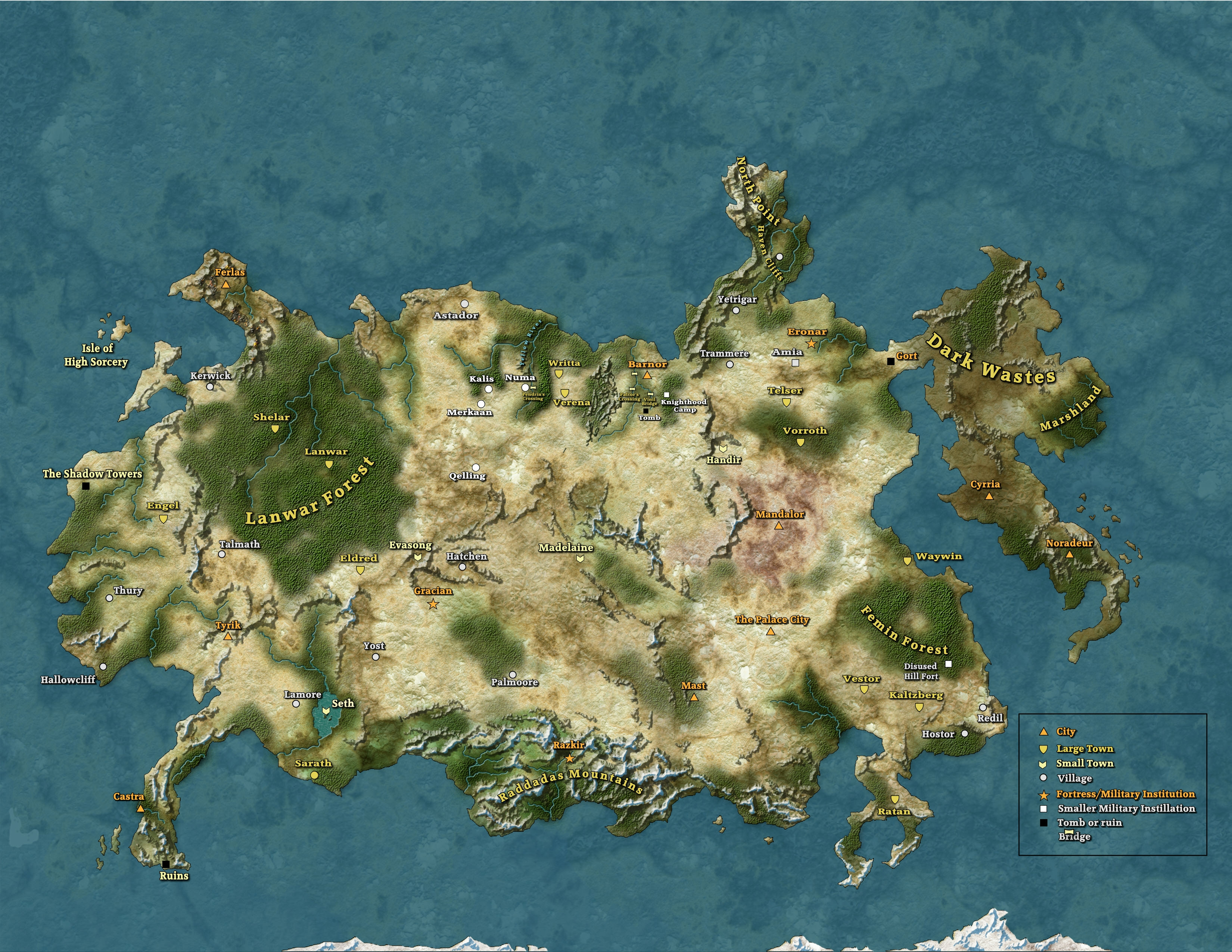 This is how i had a fantasy map created for my booktales of marilia final colour full map gumiabroncs Images